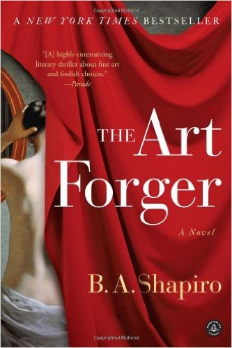 The Art Forger - 15 Great Book Recommendations