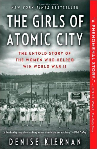 The Girls of Atomic City - 15 Great Book Recommendations
