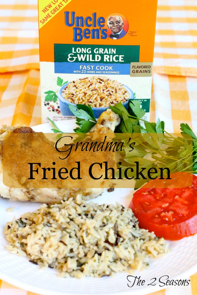 Grandmas Fried Chicken 682x1024 - Grandma's Fried Chicken Recipe
