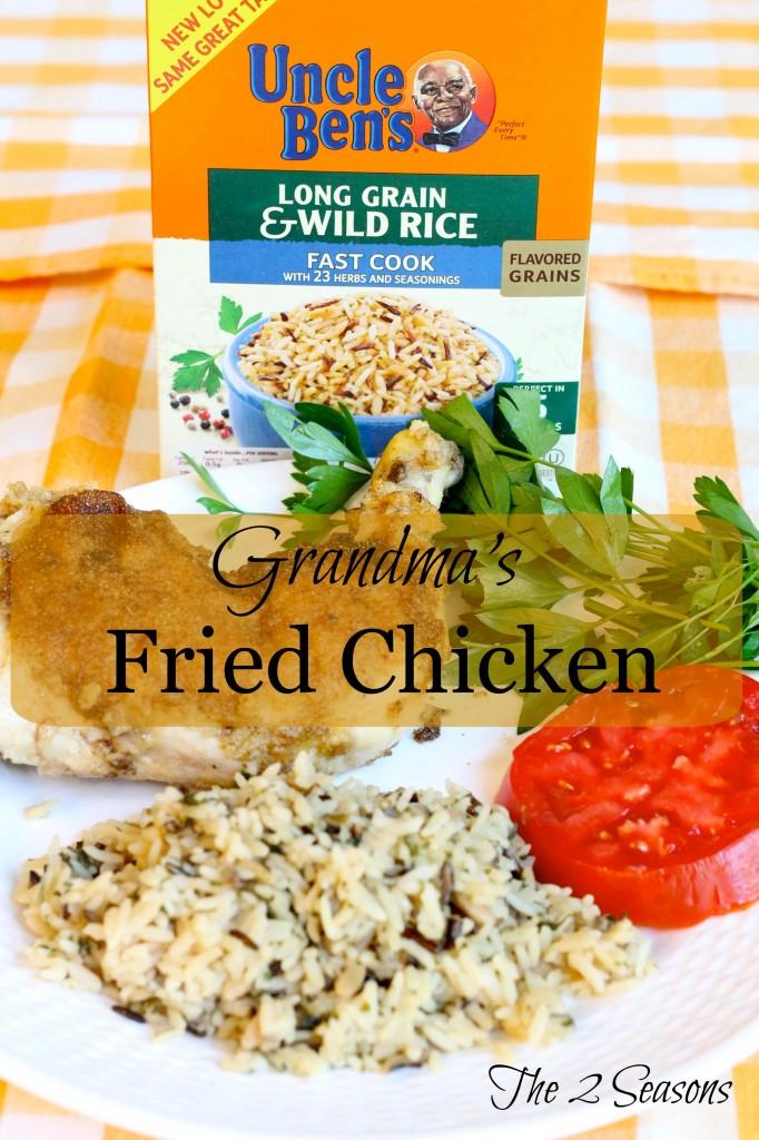 Grandma's Fried Chicken