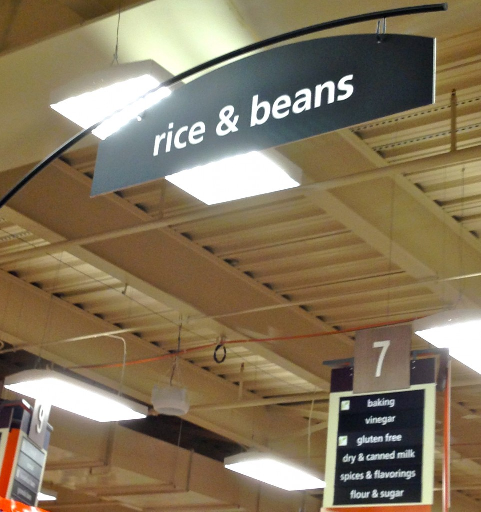 The Uncle Ben's� Products Are Found In The Rice And Beans Section Of Kroger