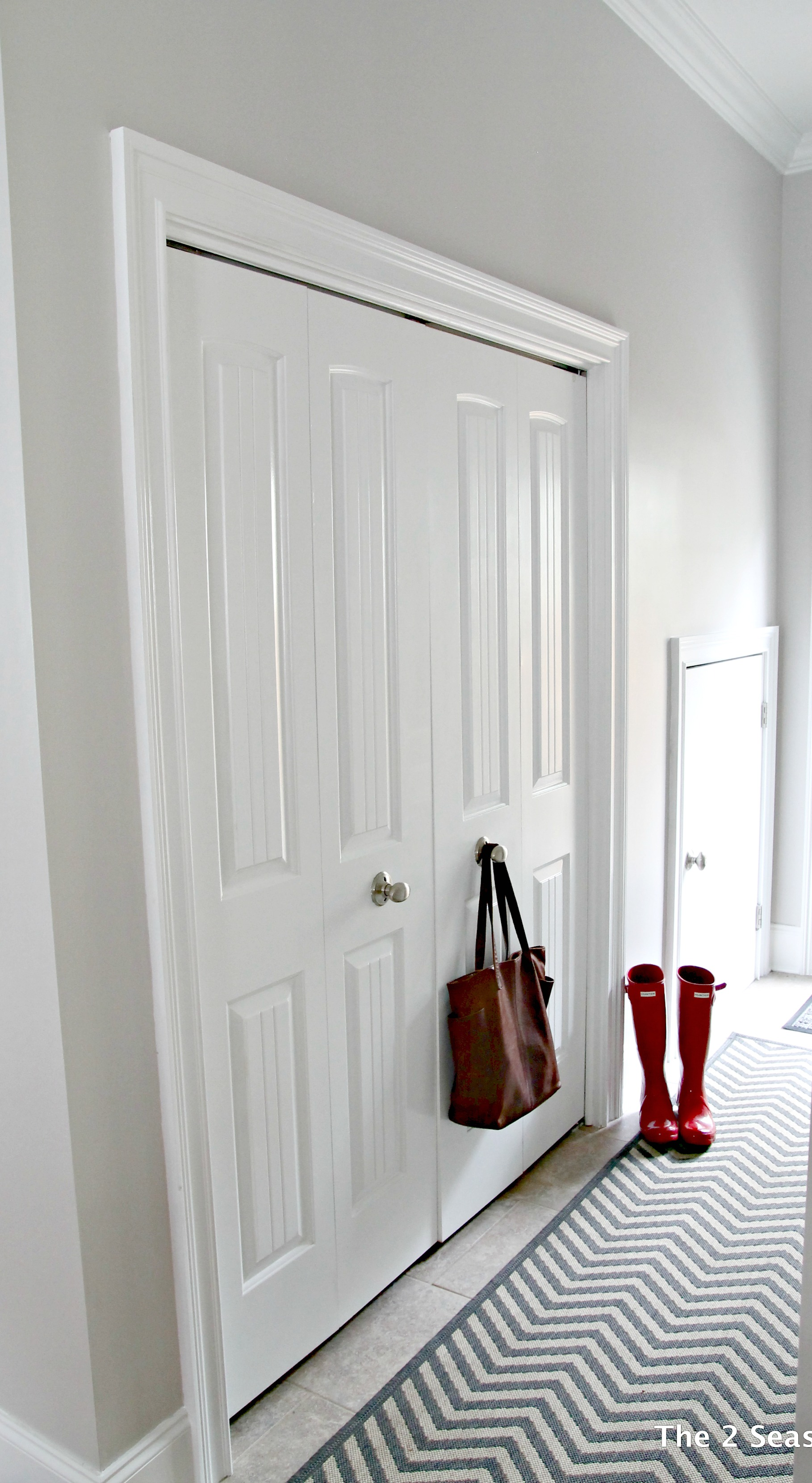 How to Turn Bi-Fold Doors into French Doors