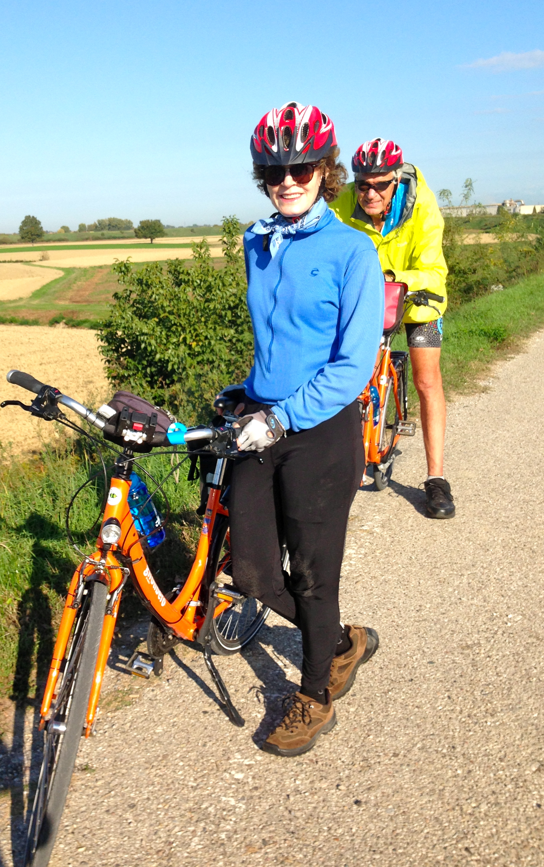 Bicycling in Europe - The 2 Seasons