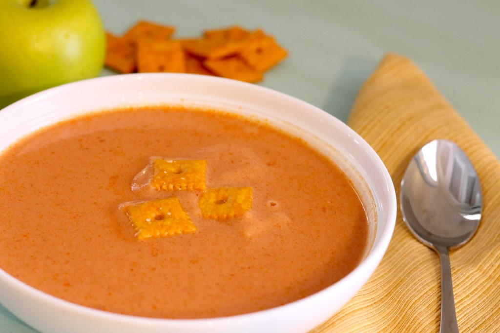 Tomato bisque - The 2 Seasons