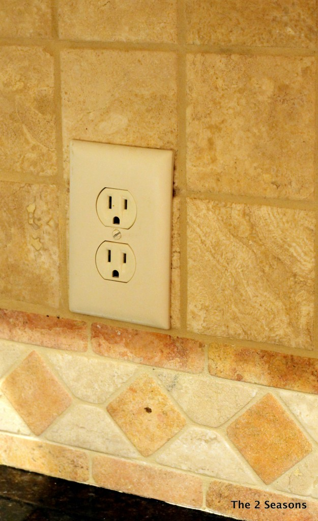 Changing an outlet to a USB outlet