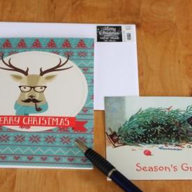 Zazzle Christmas cards