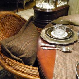 Ralph Lauren Thanksgiving Table - The 2 Seasons