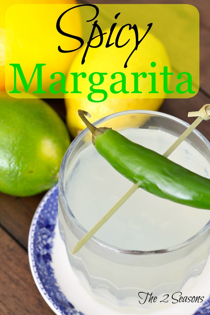 Spicy Margarita 682x1024 - Favorite Fall Recipes