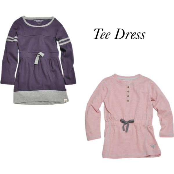 Burt Bees Baby- Tee Dress