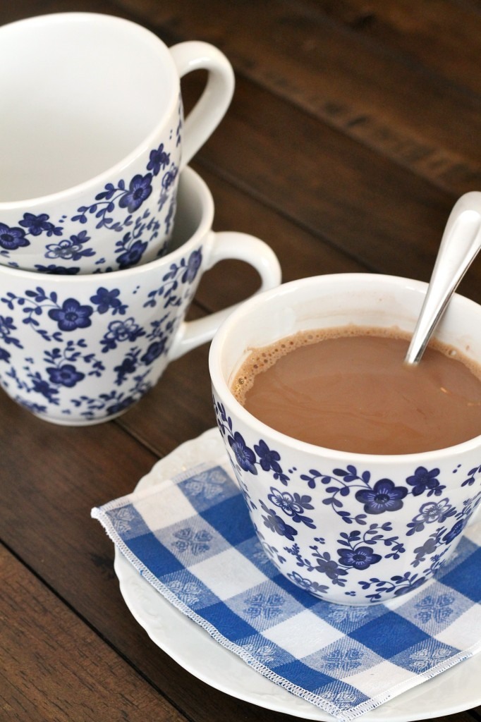 Mexican Hot Chocolate - The 2 Seasons