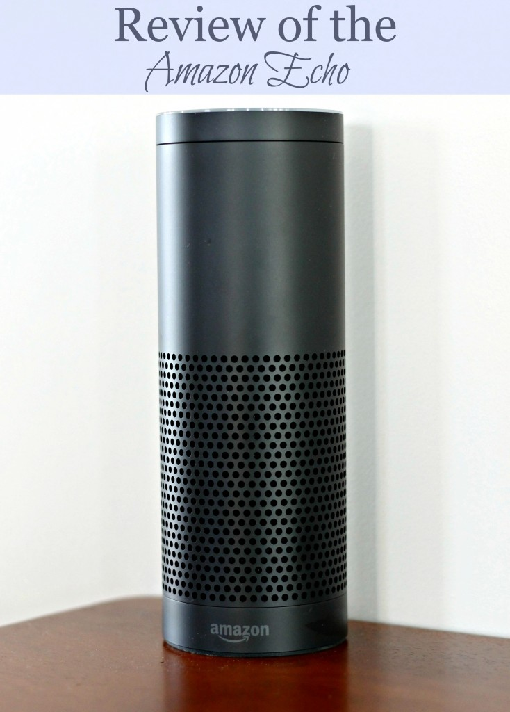 Amazon Echo Review 734x1024 - The Amazon Echo