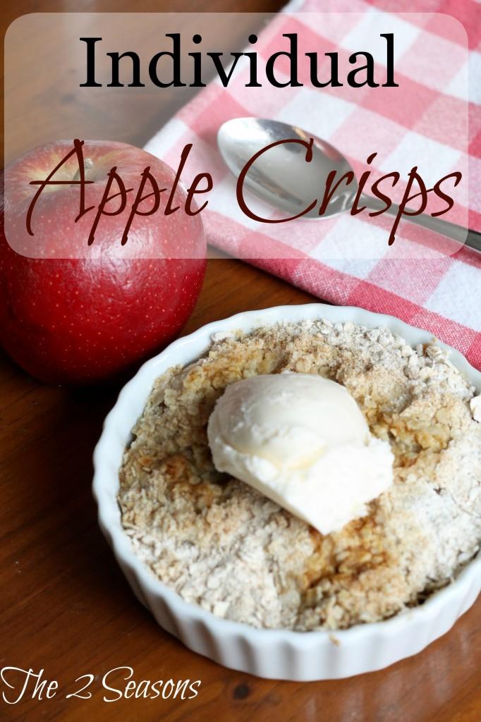 Apple crisps - The 2 Seasons