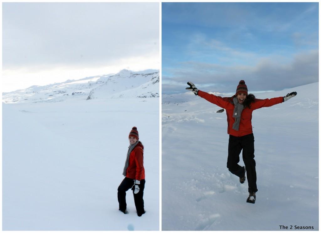 Iceland- Snow