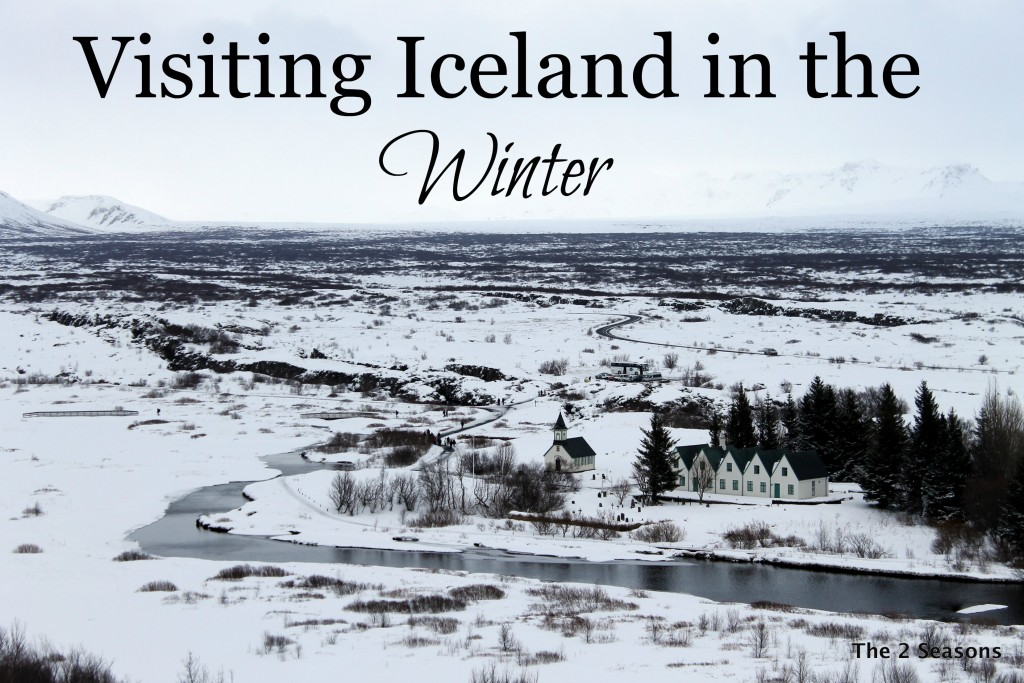 Visiting Iceland in the winter