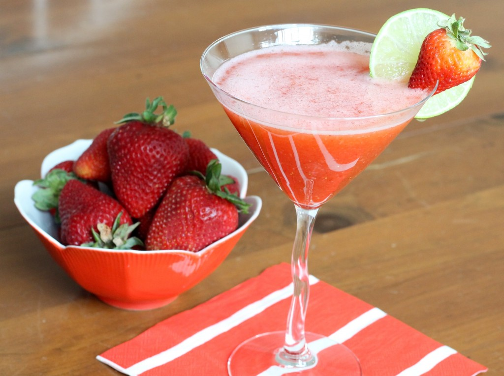 IMG 2595 1024x765 - Strawberry Margarita