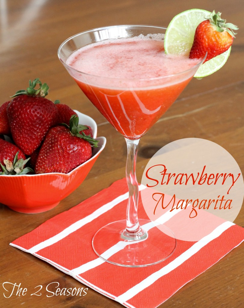 Strawberry Margarita 2 811x1024 - Your Cinco de Mayo Menu