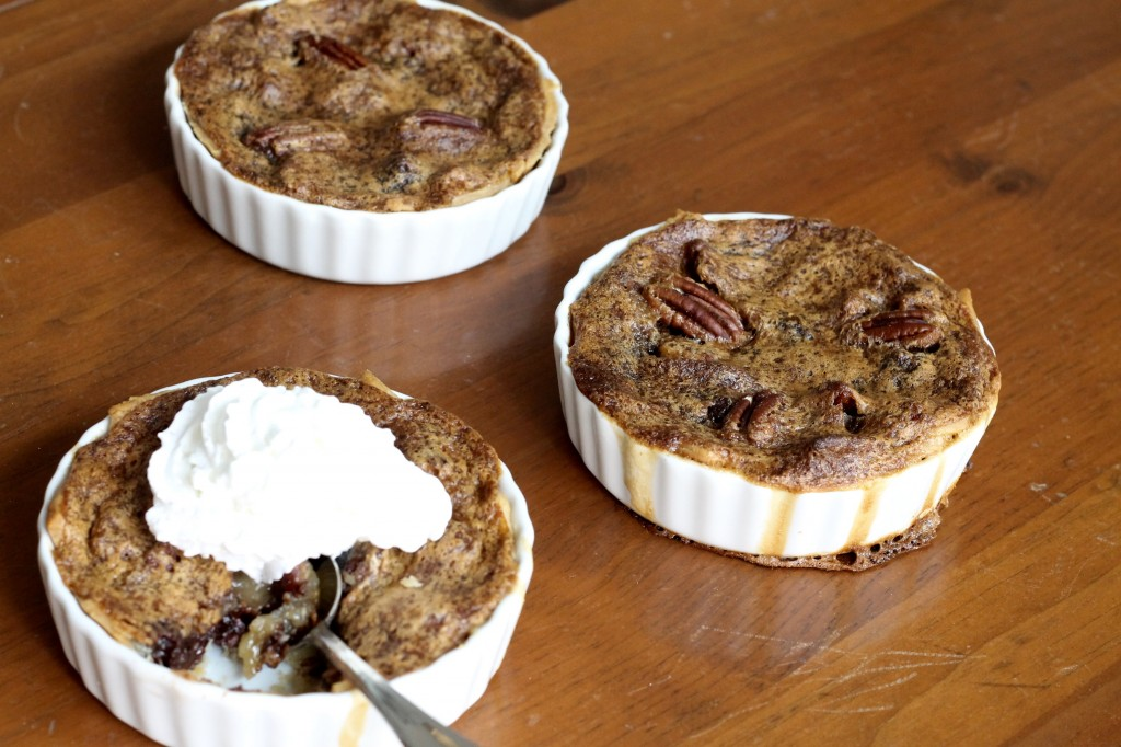 Derby Day Tarts - Mini pecan pies with chocolate chips and bourbon.  Yummy!  - The 2 Seasons