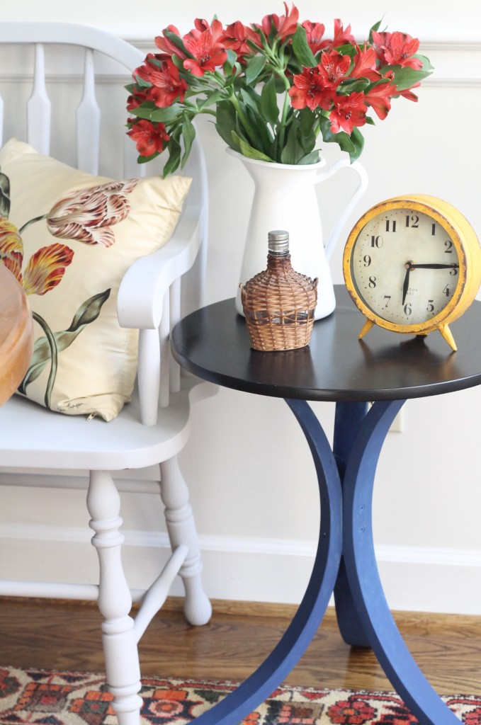 IMG 2748 679x1024 - An Accent Table in the Kitchen