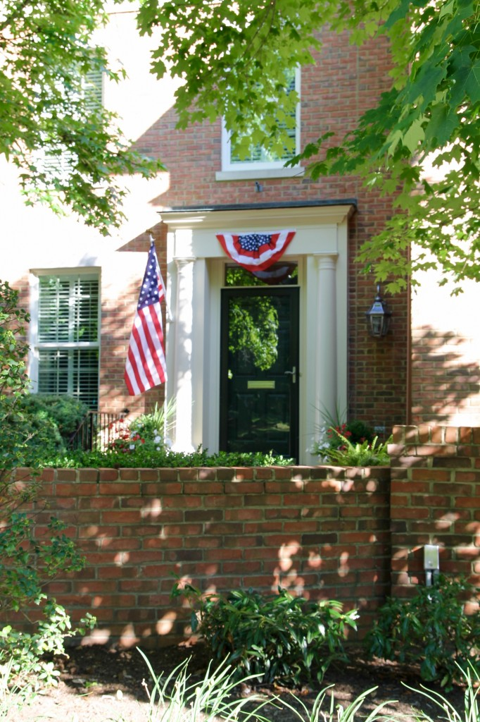 IMG 2839 682x1024 - Dressing the Exterior in Red, White, and Blue
