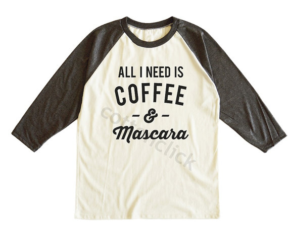 Screen Shot Coffee Shirt