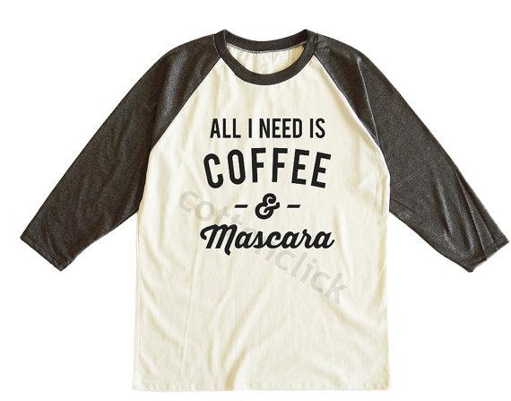 Screen Shot Coffee Shirt - The Seasons' Saturday Selections