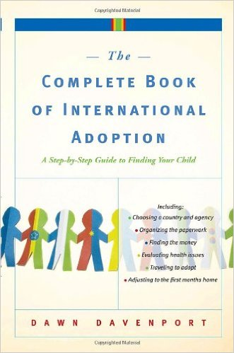 The Complete Book of International Adoption - Little Miss Update- One Month Home