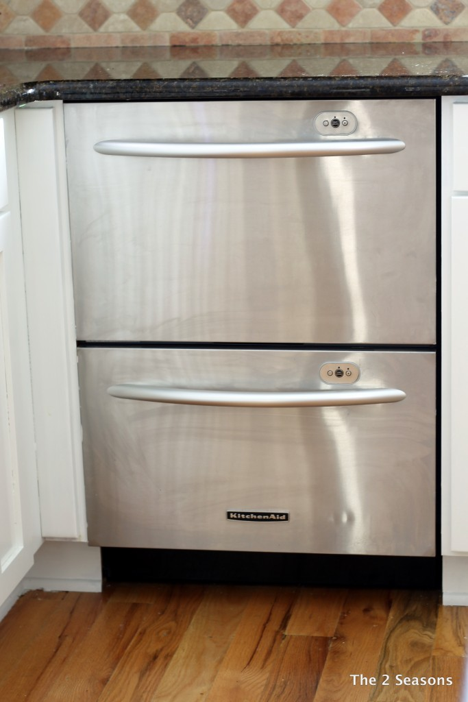 Review of Drawer Dishwasher