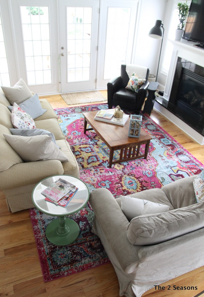 The 2 seasons the mother daughter lifestyle blog - Carpets for living room online india ...