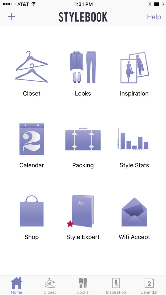 Style book app - The 2 Seasons