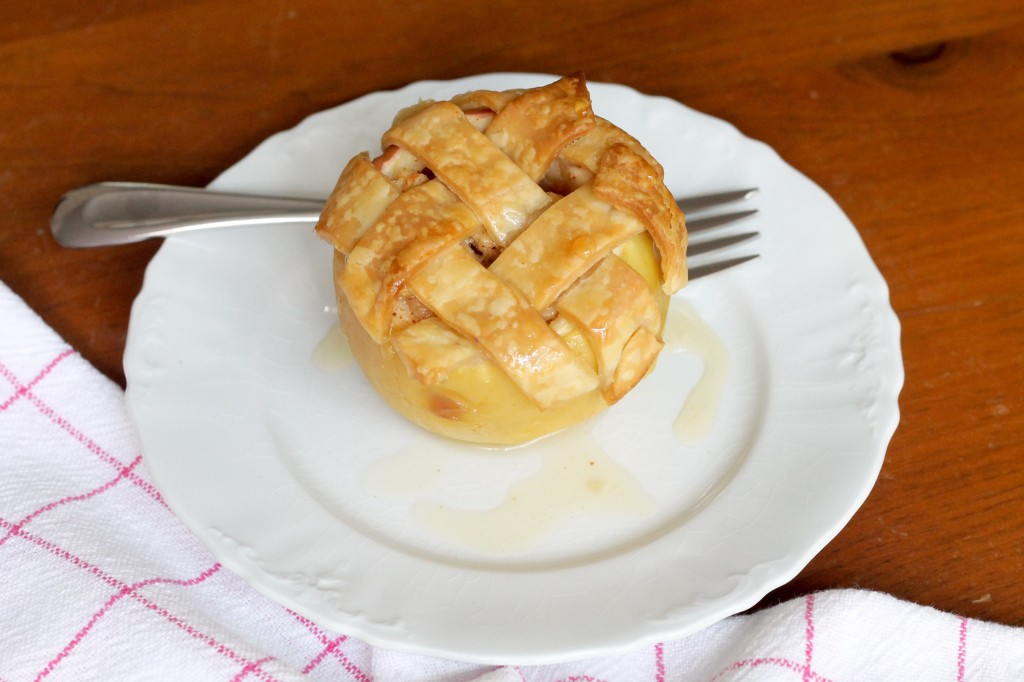 Apple pie baked apple - The 2 Seasons