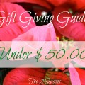 Gift Giving Guide - The 2 Seasons