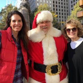 Christmas, 2016 - The 2 Seasons and Santa