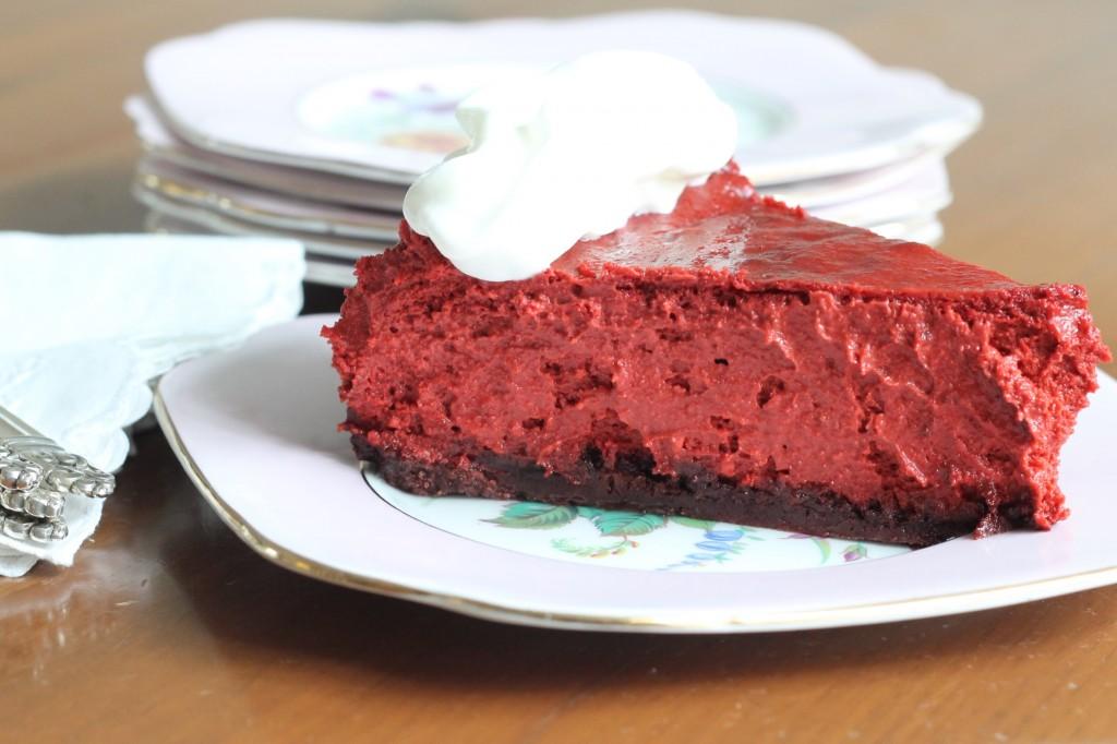 IMG 3857 1024x682 - Red Velvet Cheesecake