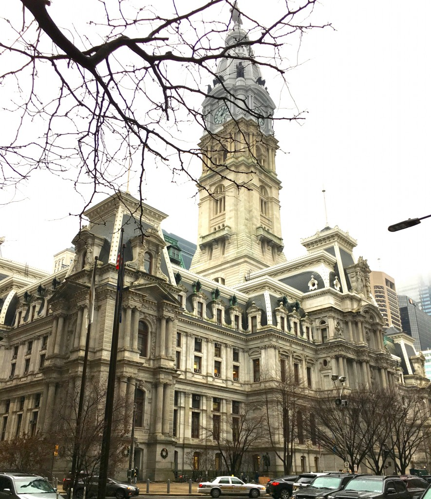 Philly - City Hall - The 2 Seasons