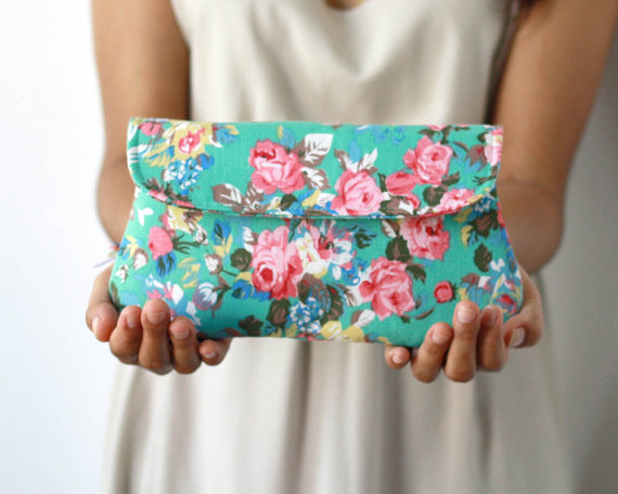 Etsy Clutch - The Seasons' Saturday Selections
