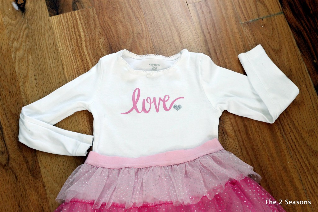 DIY Valentine Shirt