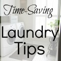 Laundry tips 120x120 - Time-Saving Laundry Tips