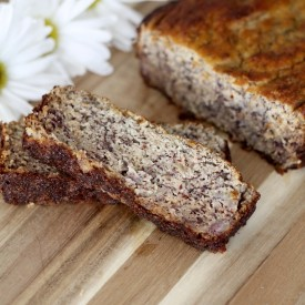 Healthy banana bread - The 2 Seasons