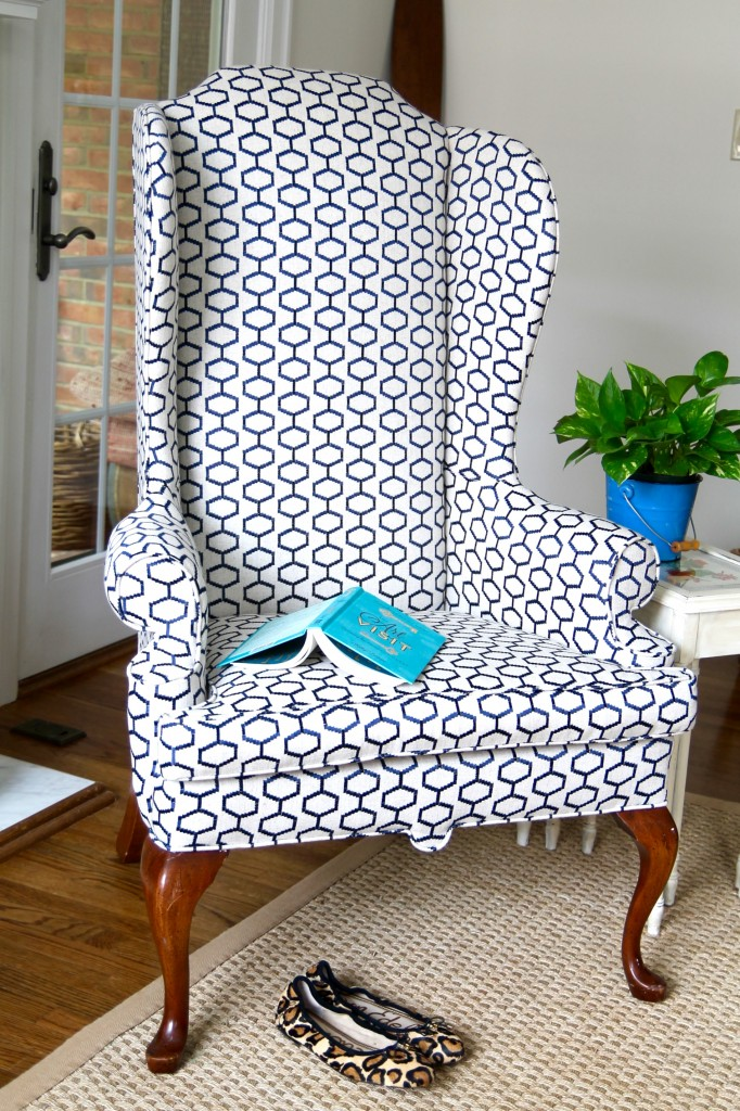 Great room chair - The 2 Seasons