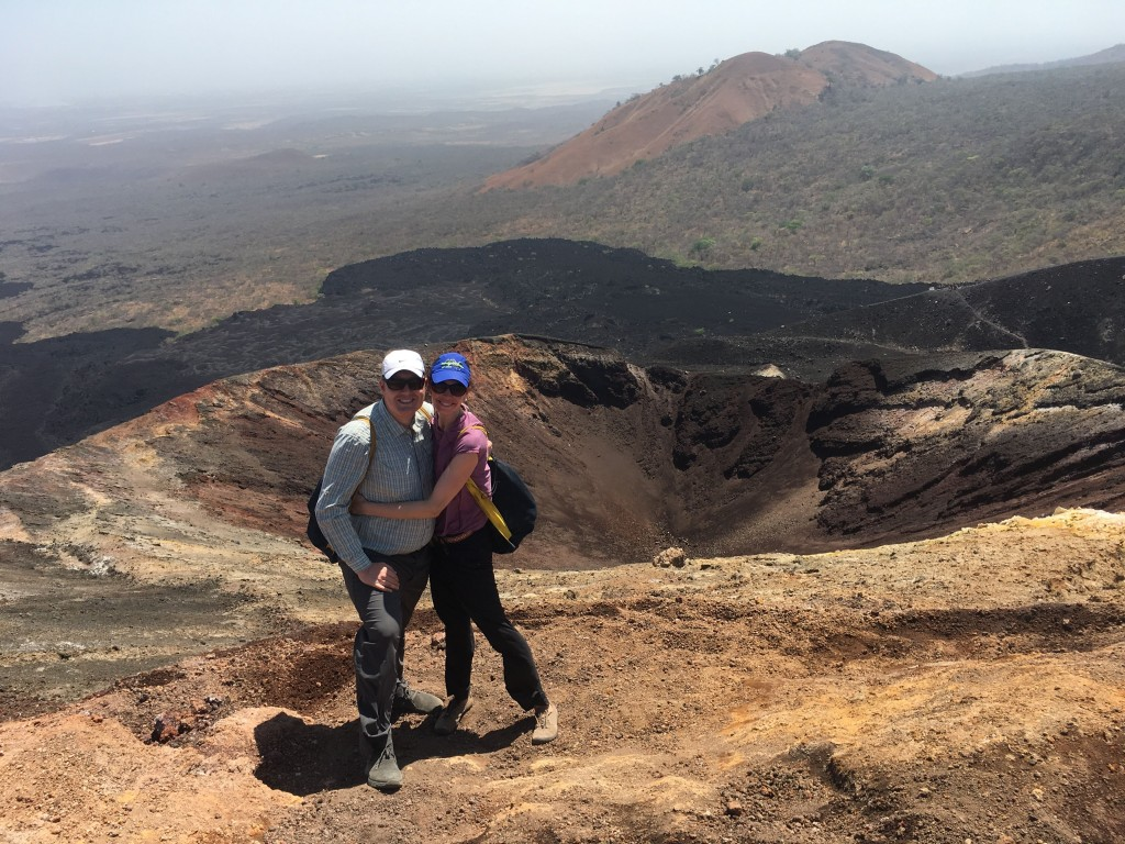 Visiting Central Ameria