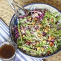Spicy Asian Slaw - The 2 Seasons