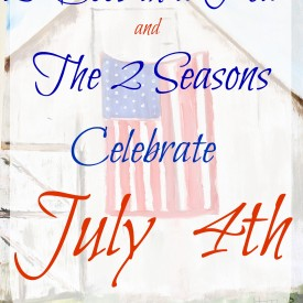 July 4th Graphic