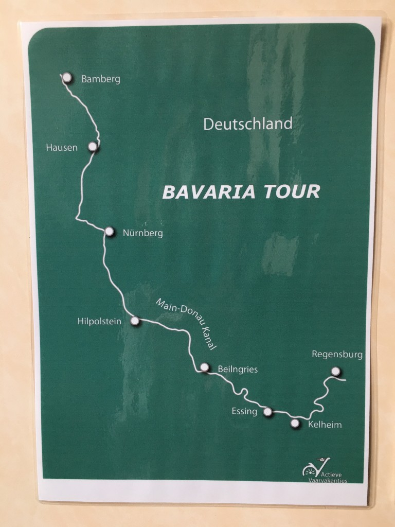 Biking in Bavaria