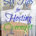 Six Tips for Hosting Overnight Guests 120x120 - Tips for Hosting Overnight Guests - Part 2