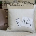 Cute and Easy DIY Fall Pillow 120x120 - Fall Preparations