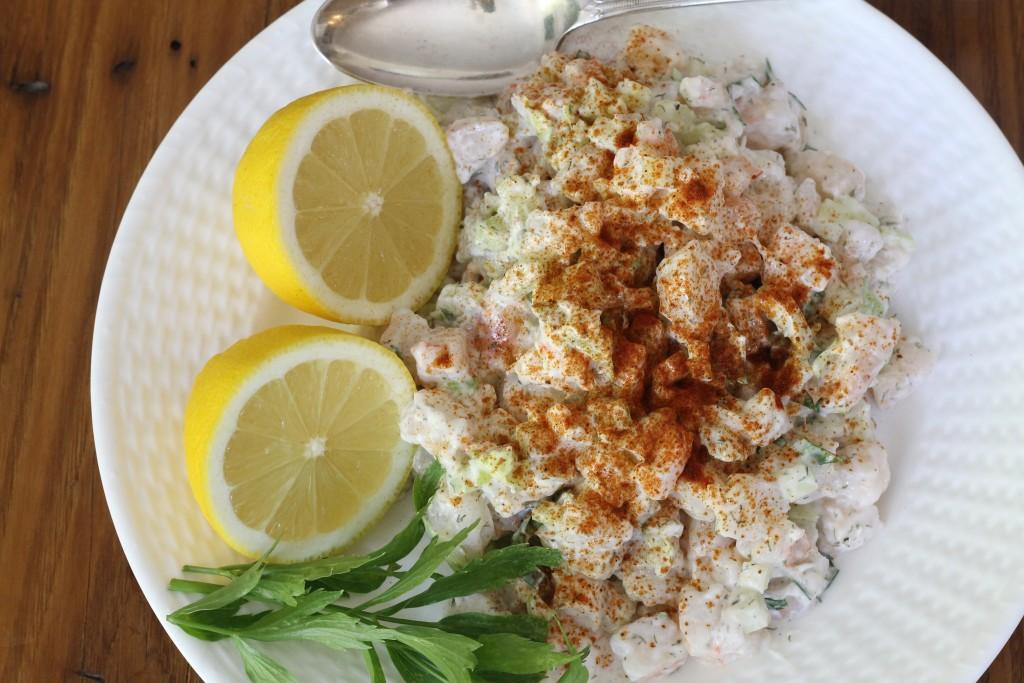 IMG 4636 1024x683 - Shrimp Salad Recipe