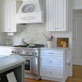 Fall house tour kitchen - The 2 Seasons