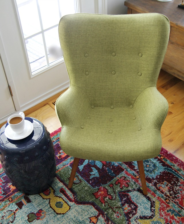 Chair one - New Mid-Century Chair