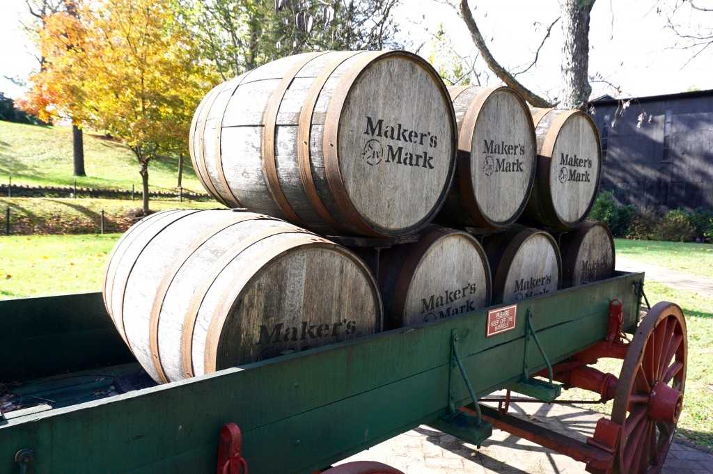 Maker's Mark distillery - The 2 Seasons