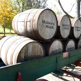 Maker's Mark bourbon distillery - The 2 Seasons
